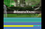 Ernst & Young - multimedia presentation