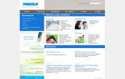 Diebold Poland - website