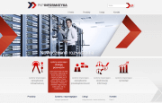 PKP Informatyka - website design