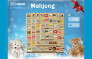 Nestle Mahjongg - online game