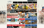 National Stadium - new website