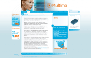 Multimo - website