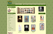Nostalgic Art - e-commerce website